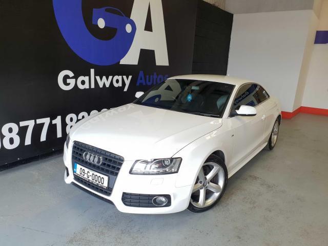 2009 Audi A5 2 0 TFSI S LINE 211PS, Price: €8,950 2 0 Petrol
