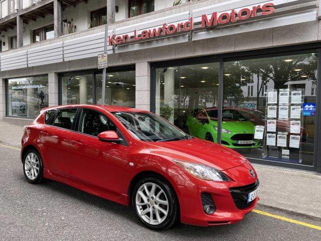 2012 Mazda Mazda3 NOW SOLD-SIMILAR STOCK REQUIRED-1.6 D SPORT SE 115PS 5DR