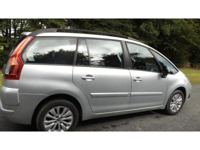 Image 22 for Citroen Grand C4 Picasso 1.6 HDI VTR+ 110HP 7 Seats