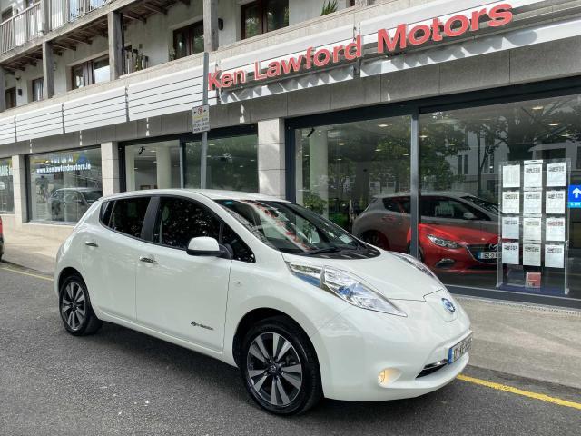 2017 Nissan Leaf 30KW TEKNA LEATHER
