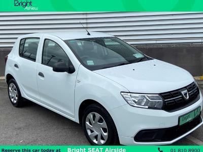 Photos of 2018 Dacia SANDERO 1.0L Manual