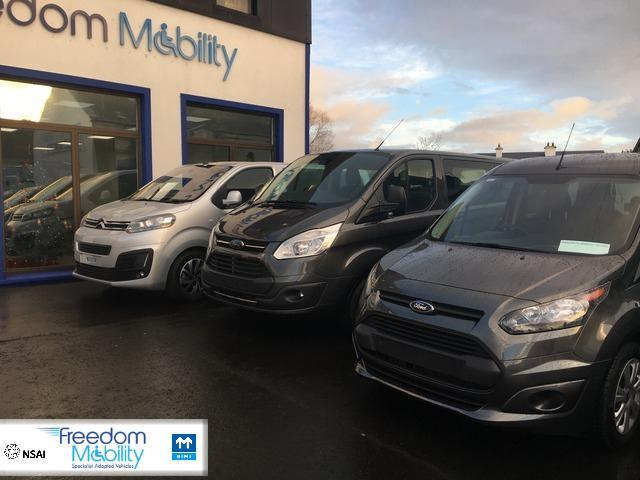 Ford Car Dealers Mayo