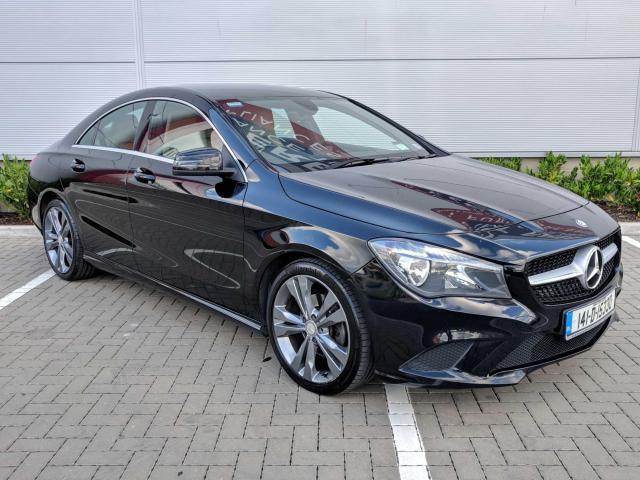 2014 Mercedes-Benz CLA Class 1.8 Diesel