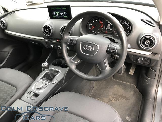 2015 (152) Audi A3 1 6 TDI SE *REDUCED* *DRIVE AWAY FOR €70 A WEEK