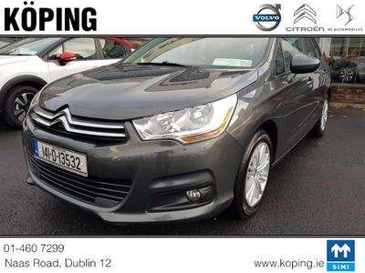 Photos of 2014 Citroen C4 CITROEN C4 1.6L Manual