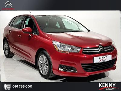 Photos of 2012 Citroen C4 1.6L Manual
