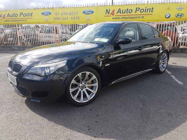 2007 Bmw M5 Black Limited Edition V10 Full Service Record Price