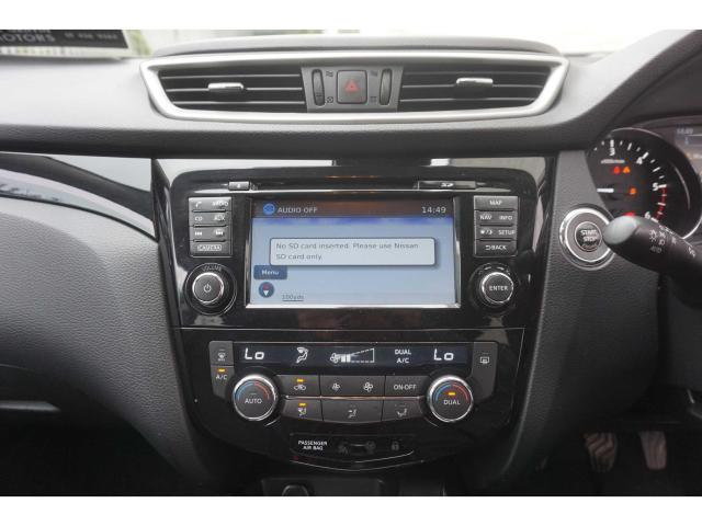 2016 Nissan Qashqai 1 5 DCI N-TEC MODEL // SAT NAV // CRUISE CONTROL