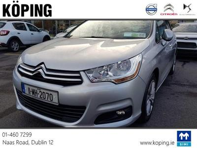 Photos of 2011 Citroen C4 CITROEN C4 1.6L Manual