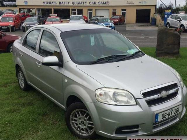 2008 Chevrolet Aveo 1.4 LS Low tax