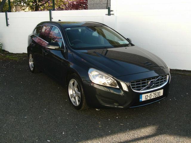 2012 Volvo V60 FSH * IRISH CAR * D3 SE