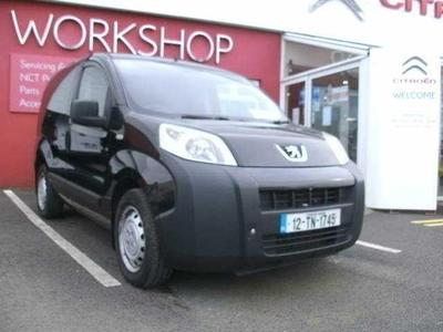 Photos of 2012 Peugeot PARTNER TEPEE 1.4L Manual