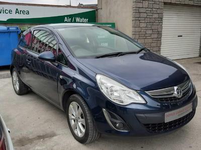 Photos of 2012 Vauxhall CORSA 1.3L Manual