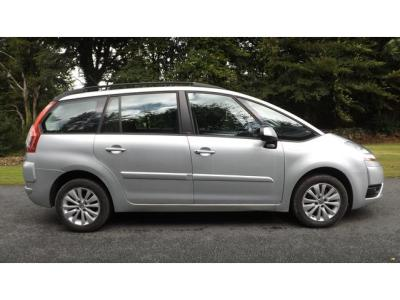 Image 13 for Citroen Grand C4 Picasso 1.6 HDI VTR+ 110HP 7 Seats