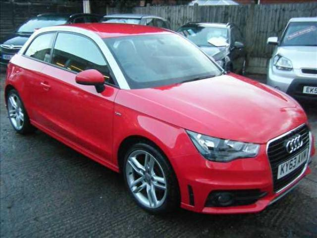 2013 Audi A1 1 2 Tfsi S Line 86ps Price 13 995 1 2 Petrol For Sale