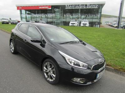 Photos of 2013 Kia CEED 1.6L Manual