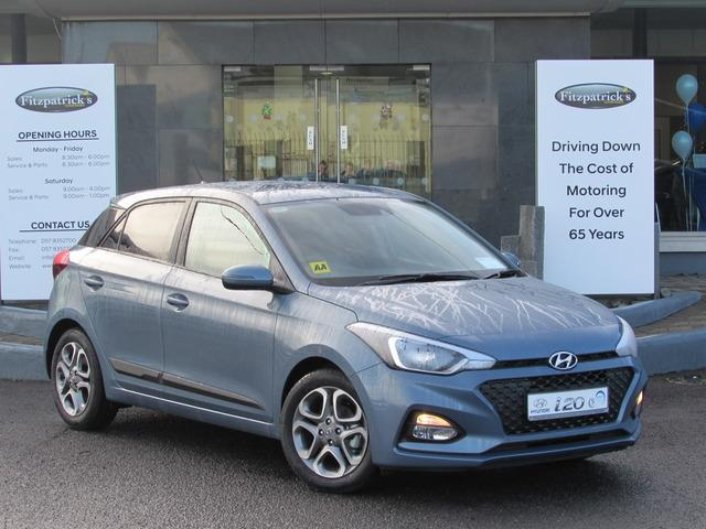 2019 191 Hyundai I20 Deluxe 10 Petrol With Unlimited Mileage