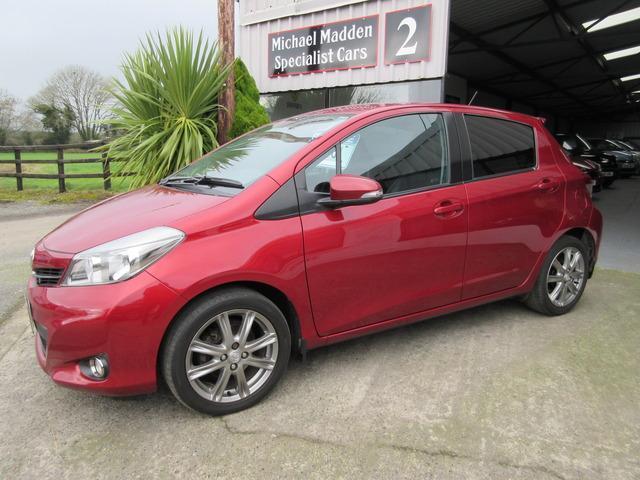 2012 Toyota Yaris 1.3 VVT-I SR