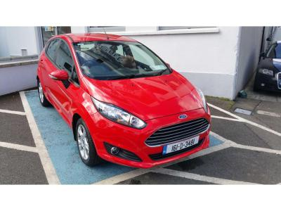 Photos of 2016 Ford FIESTA 1.0L Manual