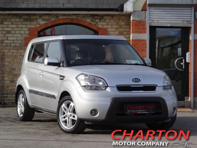 2011 Kia Soul 1 6 Lx Diesel Auto Mint Condition One Owner