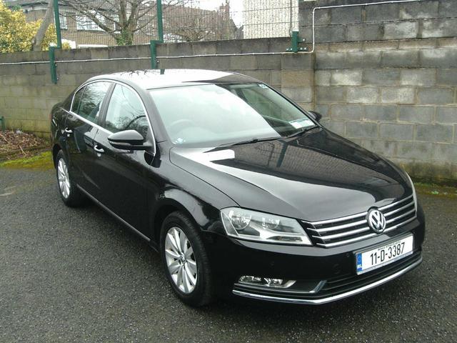 2011 Volkswagen Passat 1.4 Petrol