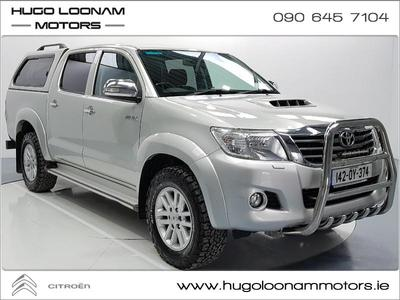 Photos of 2014 Toyota HILUX 3.0L Manual