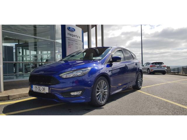 2017 Ford Focus 1.5 TDCI ST-Line 120PS