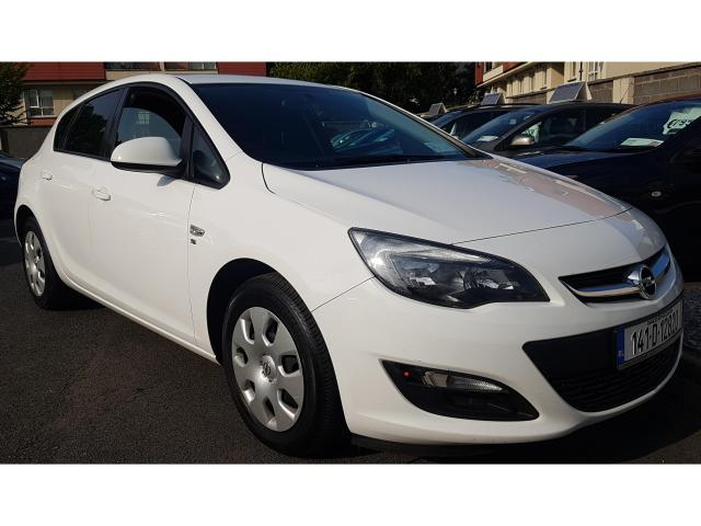 2014 141 Opel Astra Irish Van 1 3 Cdti 5dr Vat Invoice