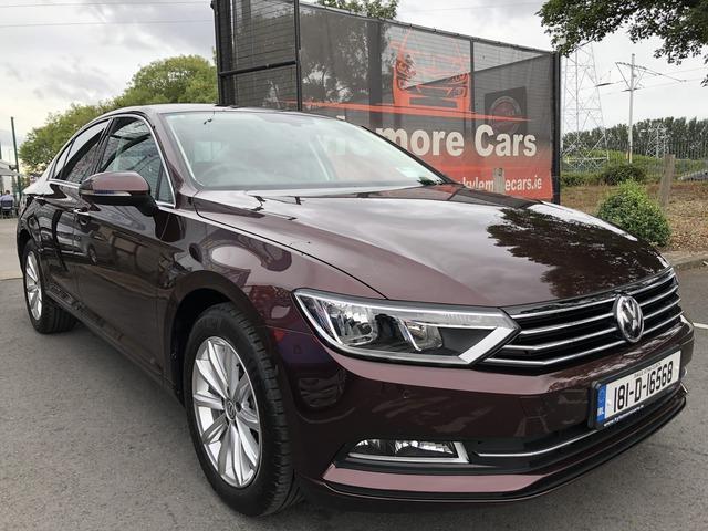 2018 Volkswagen Passat 1.6 Diesel
