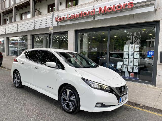2019 Nissan Leaf 40KW TEKNA/SVE