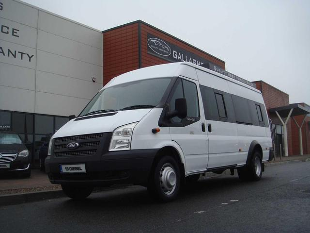 fd548576e595c0 2013 Ford Transit 17 Seater Minibus T430 2.2 135 BHP Comes Fully ...