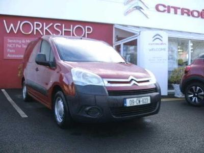 Photos of 2009 Citroen BERLINGO 1.6L Manual