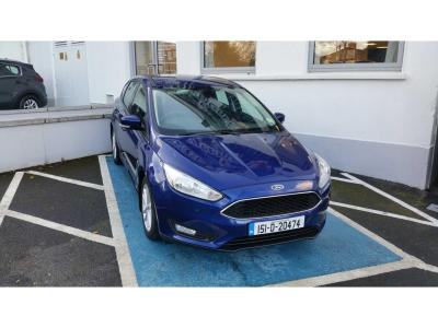 Photos of 2015 Ford FOCUS 1.6L Manual