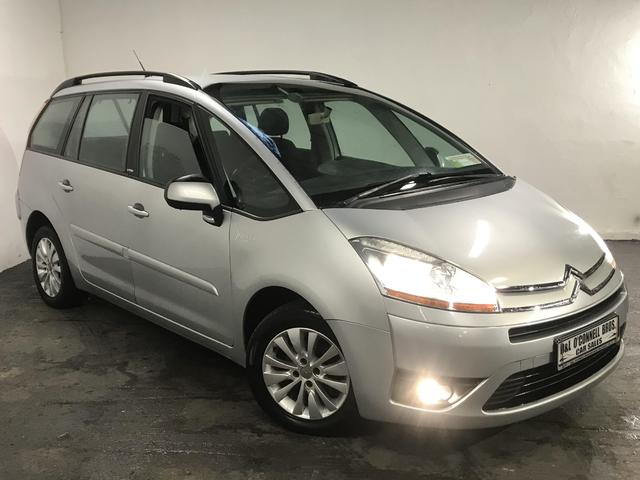 30b2cac273ee05 2009 Citroen Grand C4 Picasso 1.6 HDI VTR+ 16V 110BHP 5DR, Price: €5,250 1.6  Diesel for sale in Limerick on CarsIreland.ie