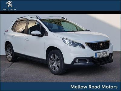 Photos of 2018 Peugeot 2008 1.2L Manual
