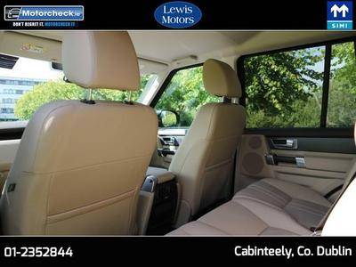 Image 14 for Land Rover Discovery 5 SEAT UTILITY, FULL LAND ROVER SERVICE HISTORY, PRICE PLUS VAT **FINANCE AVAILABLE**