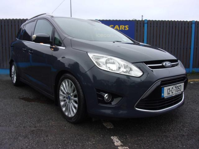2012 Ford Grand C-Max 2.0 Diesel