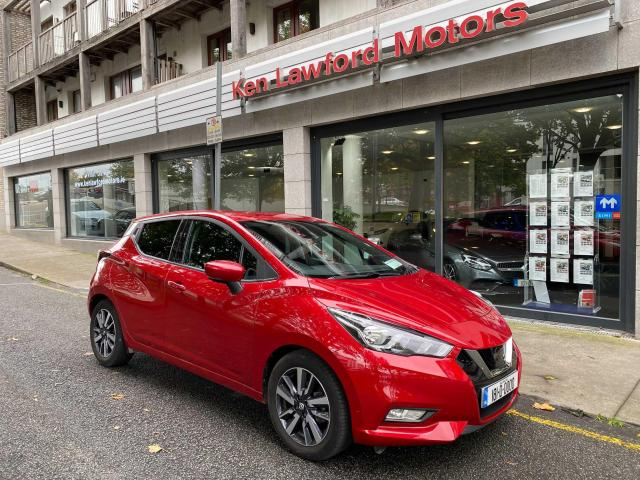 2018 Nissan Micra N-Connecta IG-T 90