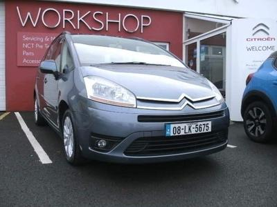 Photos of 2008 Citroen GRAND C4 PICASSO 1.6L Manual