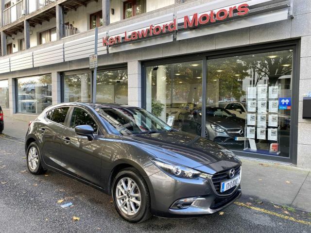 2017 Mazda Mazda3 2.0 SKYACTIV-G 120PS SE-L Nav