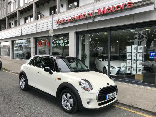 2016 Mini Hatch 1.5I COOPER