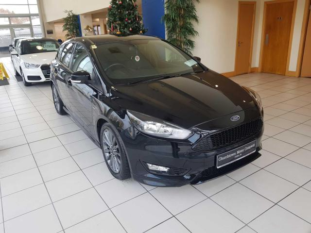 2017 Ford Focus St Line Automatic Diesel Own This Car For As Little