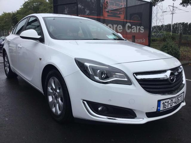 2016 Opel Insignia 1.6 Diesel