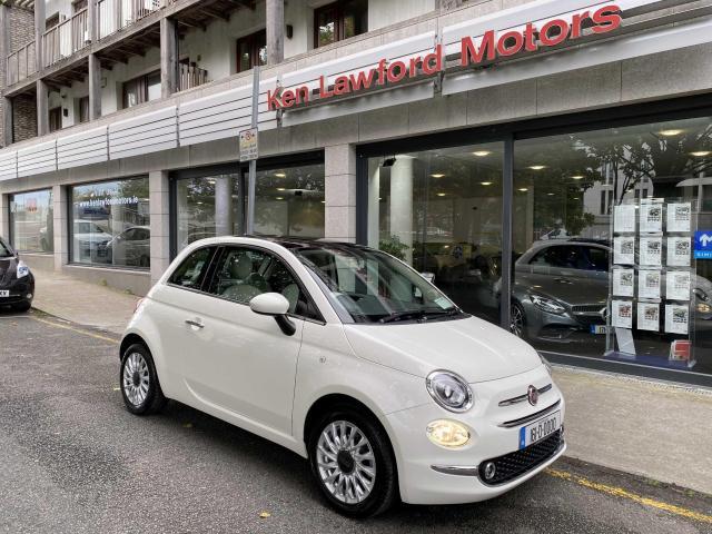 2016 Fiat 500 1.2i Lounge S/S