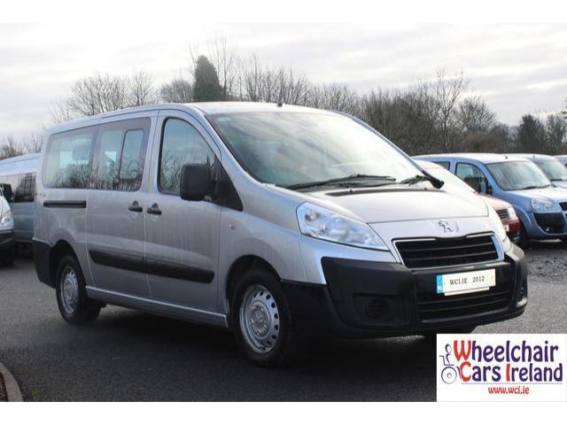 2012 PEUGEOT EXPERT Wheelchair Accessible