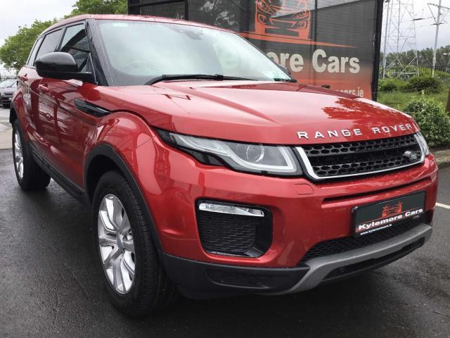 2016 Land Rover Range Rover Evoque 2.0 Diesel