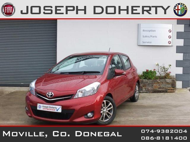 2014 (141) Toyota Yaris D4D iCon+, Price: €10,950 1 4 Diesel for