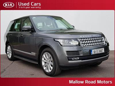 Photos of 2016 Land Rover RANGE ROVER 3.0L Automatic