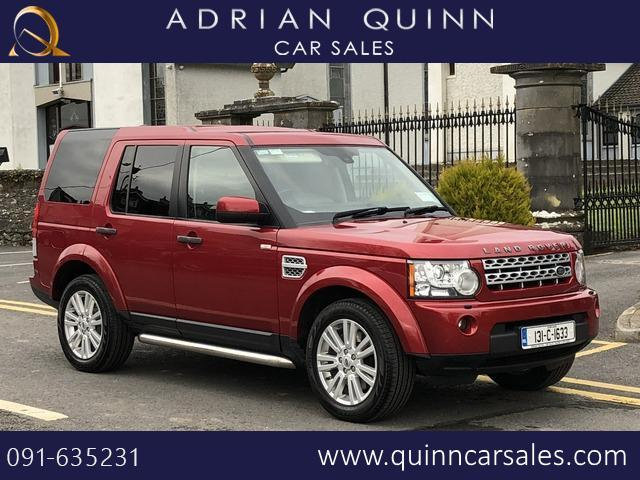 Discover Car Lot >> 2013 131 Land Rover Discovery 4 3 0 Tdv6 Auto 5 Seater