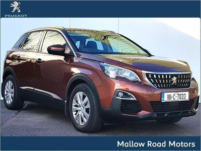 Photos of 2018 Peugeot 3008 1.6L Manual